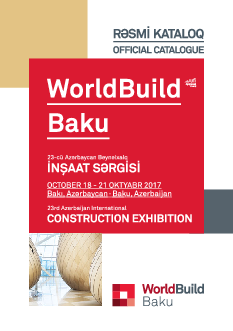 BAKUBUILD 2017 Official Catalogue